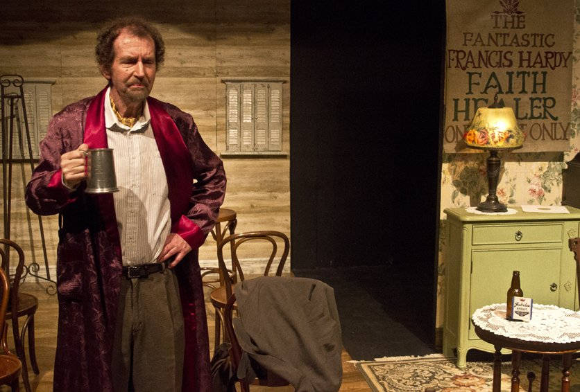 BWW Reviews: Quotidian Theatre Puts On Brilliantly Executed, Unrelentingly Gloomy Production of FAITH HEALER