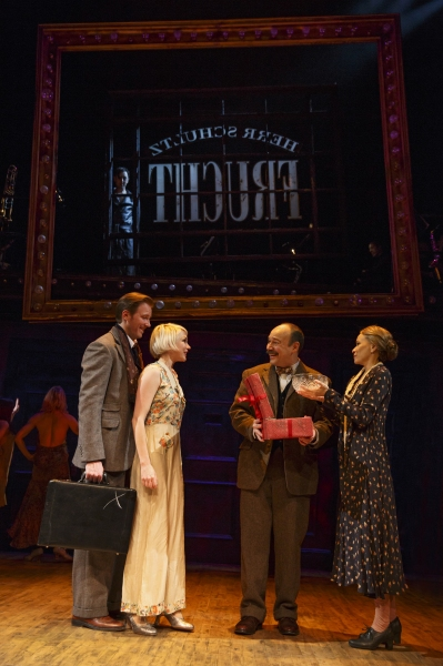 BWW Reviews:  A Princely Revival of CABARET