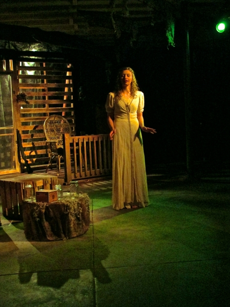 Photo Flash: First Look at World Premiere of SHINE