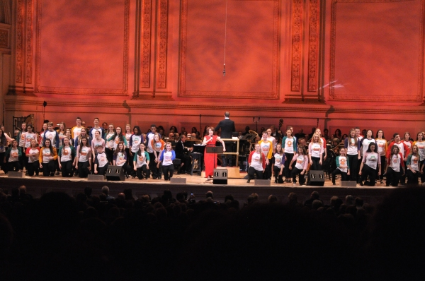 Photo Coverage: Inside New York Pops' 31st Birthday Gala - Part 1 with Matthew Morrison, Andrea Martin, Will Chase & More!
