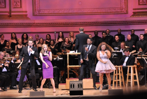 Photo Coverage: Inside New York Pops' 31st Birthday Gala - Part 2 with Original HAIRSPRAY Cast, Aaron Tveit, Katharine McPhee & More!