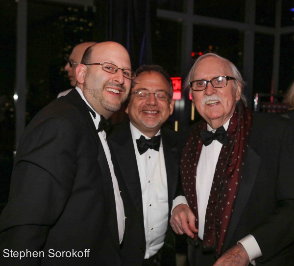 Marc Kaufman, Marc Shaiman, Tom Meehan Photo