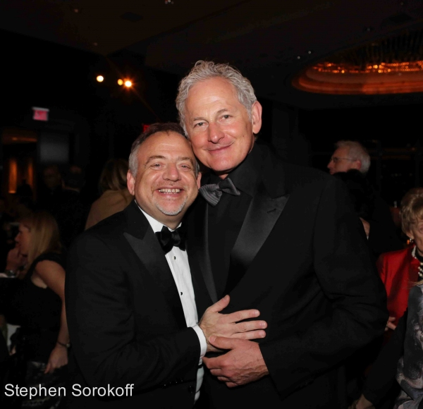 Marc Shaiman & Victor Garber
