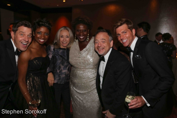 Photo Coverage: New York Pops' 31st Birthday Gala Afterparty - Patti LuPone, Nathan Lane & More!