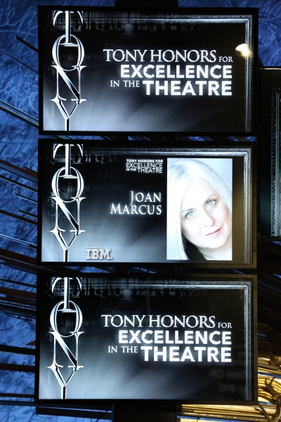 Photo Coverage: Inside the Tony Awards Nominations Ceremony with Jonathan Groff and Lucy Liu!