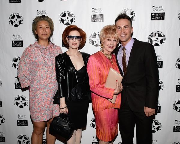 Susie Kim, Kat Kramer, Karen Sharpe-Kramer, Larry Laboe