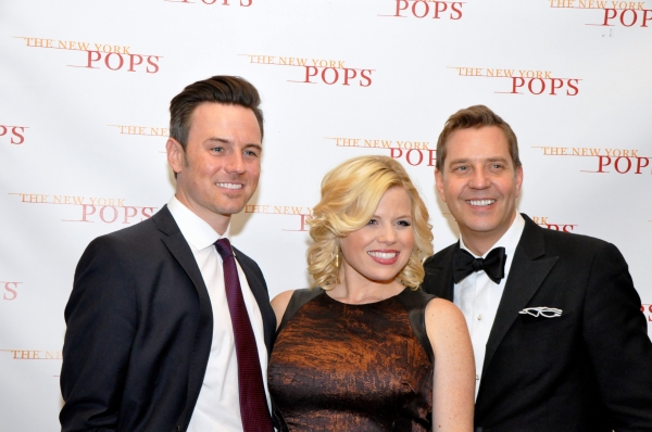 Photo Coverage: On the Red Carpet for the New York Pops' 31st Anniversary Gala
