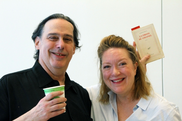 Photos: In Rehearsal for THE KILLER with Michael Shannon and More at Theatre for a New Audience