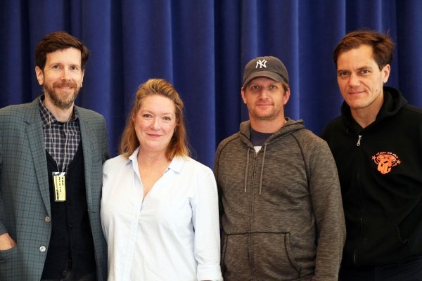 Robert Stanton, Kristine Nielsen, Paul Sparks and Michael Shannon