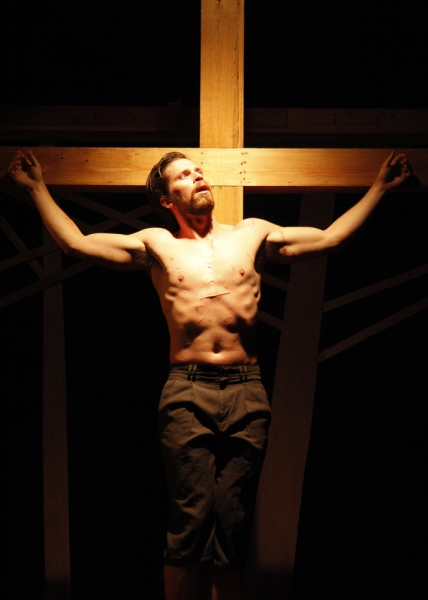 Photo Flash: First Look at Chance Theater's OC Premiere of Sarah Ruhl's PASSION PLAY