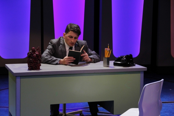 Photos: First Look at Porchlight's HOW TO SUCCEED IN BUSINESS WITHOUT REALLY TRYING