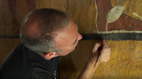 Photo Flash: Sneak Peek at BBC World News Film A NEW TOMB FOR TUTANKHAMUN