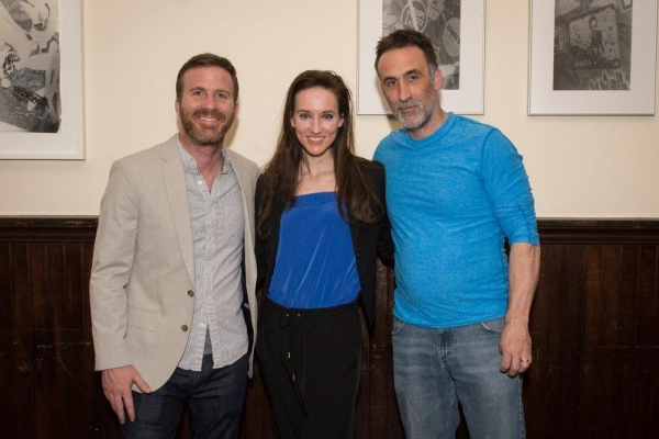Photo Flash: Royal Family Productions' FOUR LAST THINGS Celebrates Opening Night