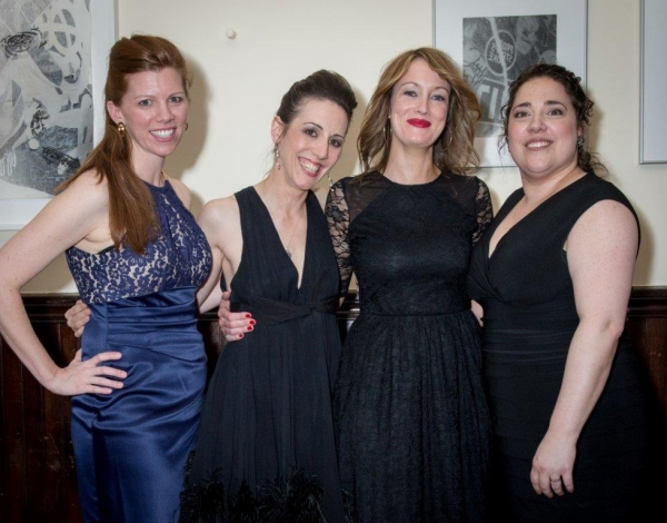 Royal Family''s Katie Avebe, Chris Henry,  and Mary Bernardi