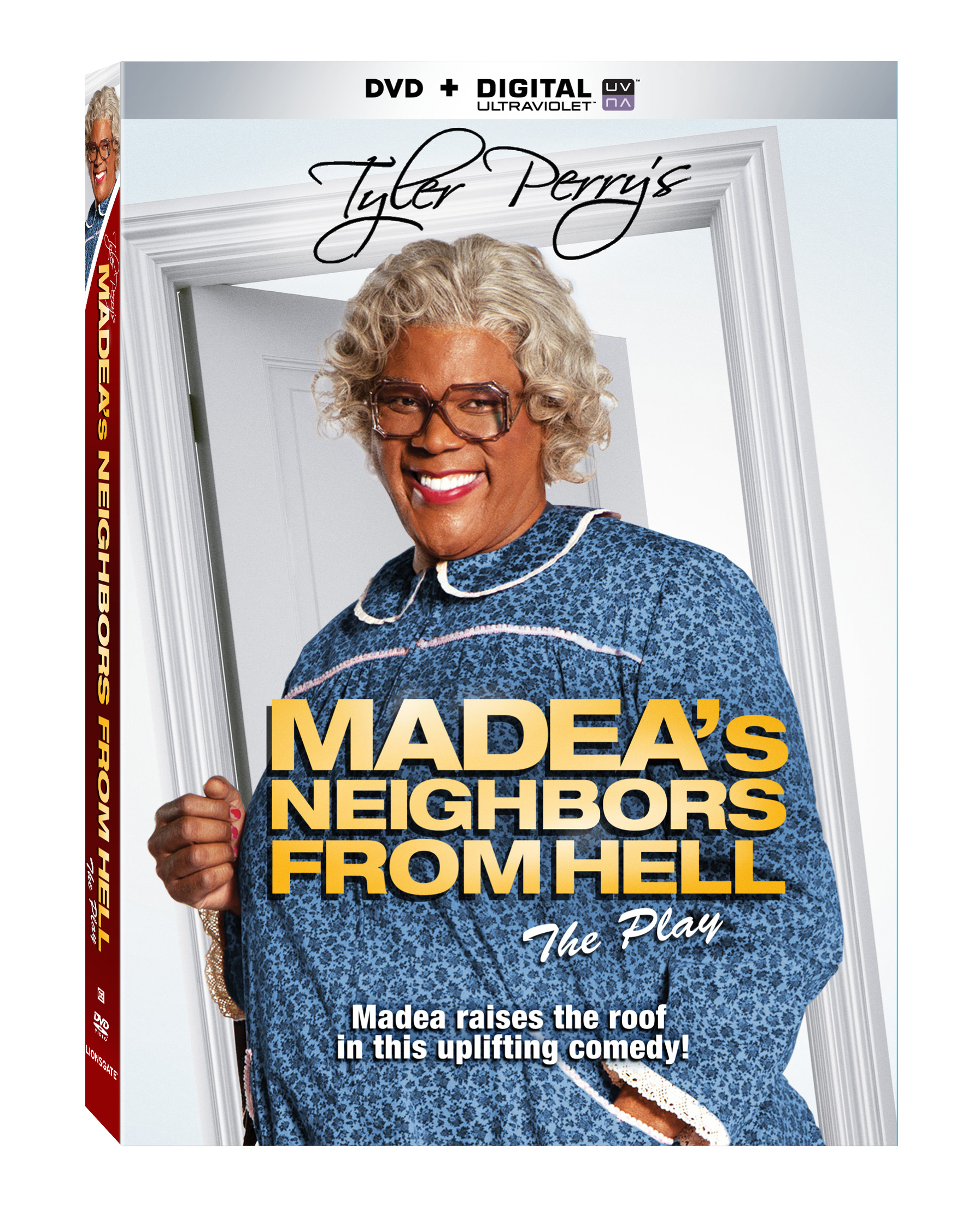 BWW DVD Reviews: Tyler Perry's MADEA'S NEIGHBORS FROM HELL Easily Entertains