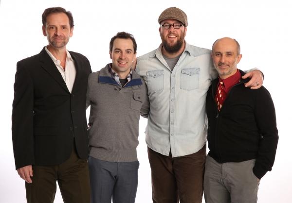 Photo Flash: Meet the Cast of Encores! IRMA LA DOUCE - Rob McClure, Malcolm Gets, Jennifer Bowles & More!