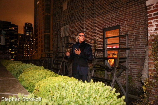Photo Coverage: Tommy Tune Celebrates AFTER MIDNIGHT's Tony Nominations