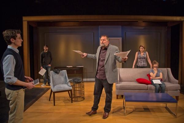 Photo Flash: First Look at Kitchen Theatre's SEMINAR, Beginning Tonight