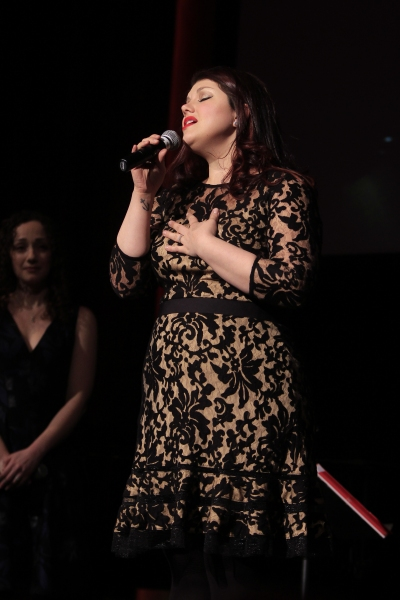 Photo Flash: Inside Symphony Space's FIDDLER AT 50 with Stephanie J. Block, BD Wong & Honoree Sheldon Harnick