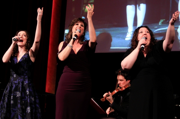 Megan McGinnis, Stephanie J. Block, Tori Scott