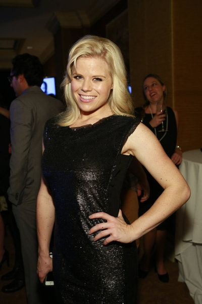 Megan Hilty On SMASH Carnegie Hall Reunion, WICKED, OZ & More