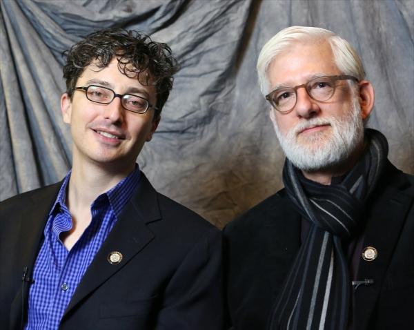 Beowulf Boritt & Dan Moses Schreier