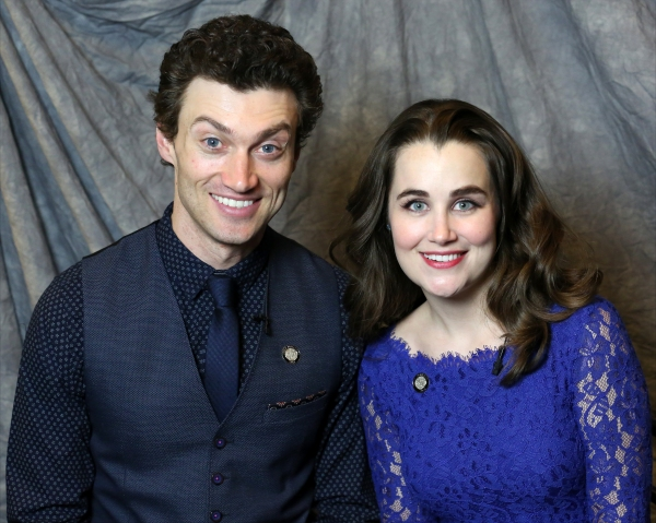 Photo Coverage: In the Photo Booth with the 2014 Tony Award Nominees - Sutton Foster, Idina Menzel, Andy Karl & More!