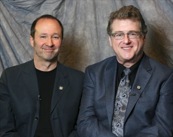 Steven Lutvak and Robert L. Freedman
