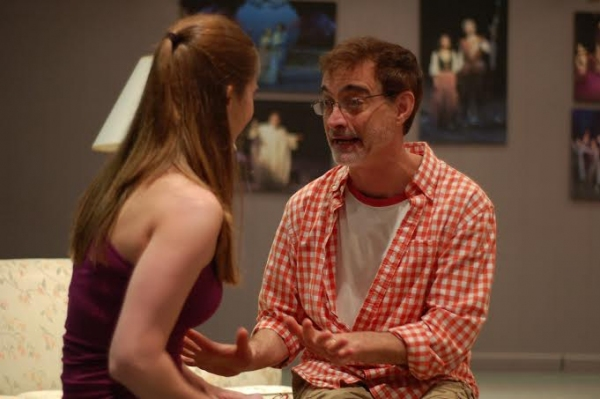 Photo Flash: In Rehearsal With Flat Rock Playhouse's VANYA AND SONIA AND MASHA AND SPIKE, Beg. Tonight