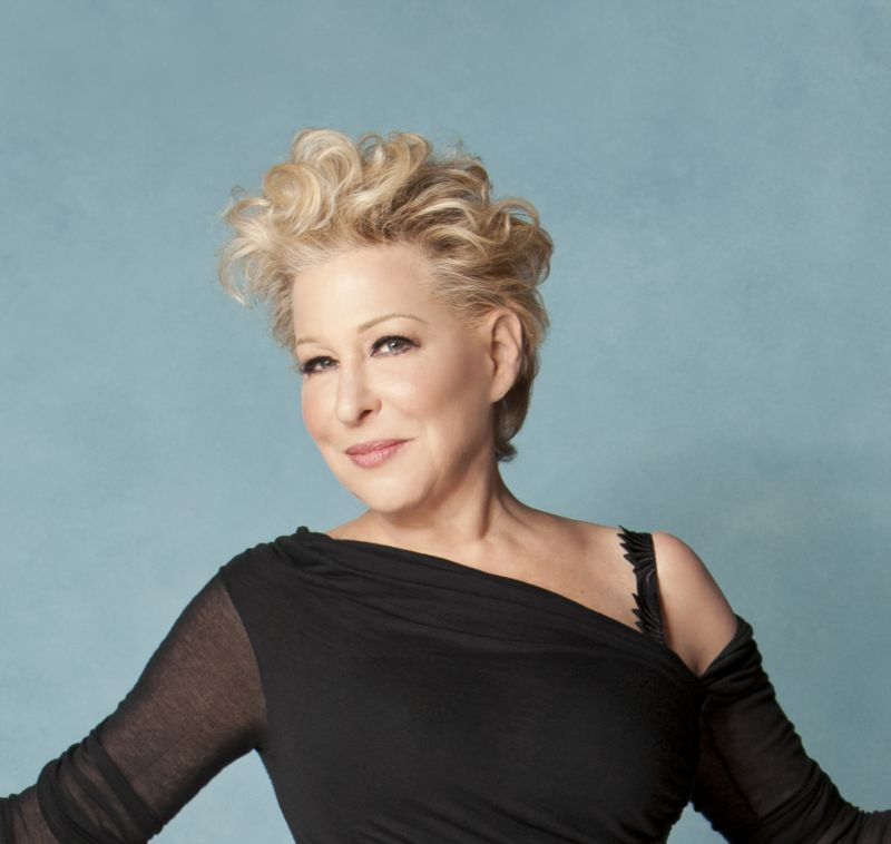 BWW Reviews: A CONVERSATION WITH BETTE MIDLER is Inspiring