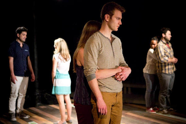 Photo Flash: First Look at CollaborationTown's FAMILY PLAY (1979 TO PRESENT), Opening Tonight