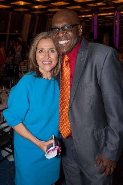 Meredith VIEIRA and Everett BRADLEY Photo