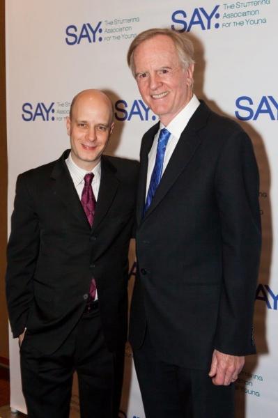 Taro Alexander and John Sculley Photo