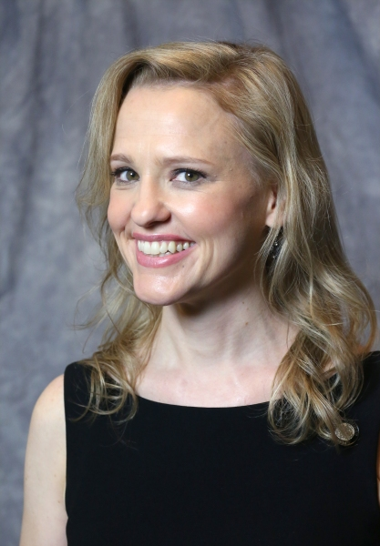 In the Spotlight Series: In the Tonys Photo Booth with Nominee Anika Larsen