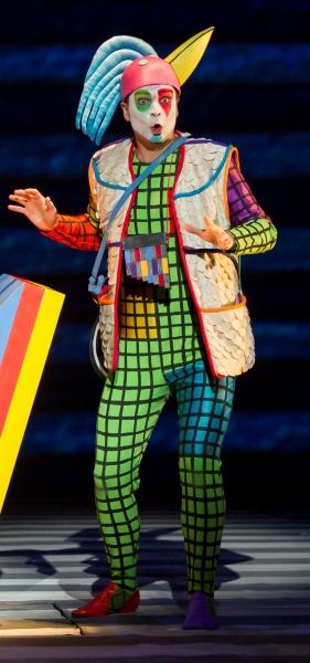 Photo Flash: Washington National Opera's THE MAGIC FLUTE Opens Tonight