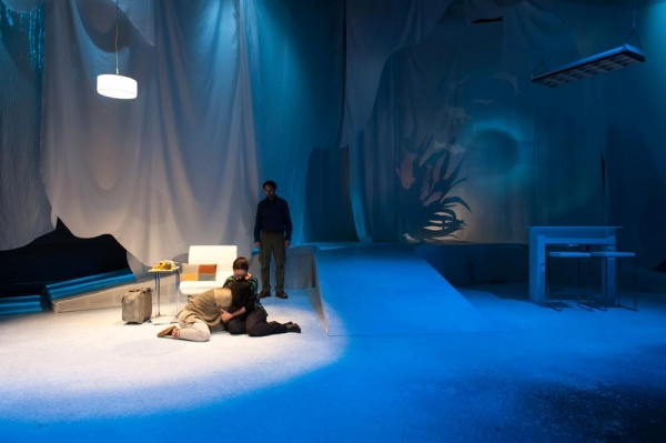 Photo Flash: First Look at Underground Railway's SILA at Central Square Theater