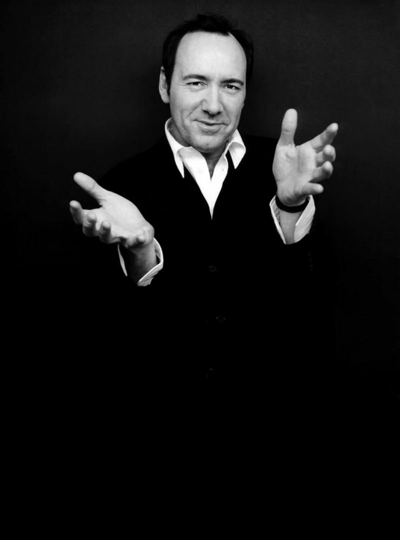 FLASH FRIDAY: A Kevin Spacey Cornucopia - Stage, Big Screen, Small Screen & NOW