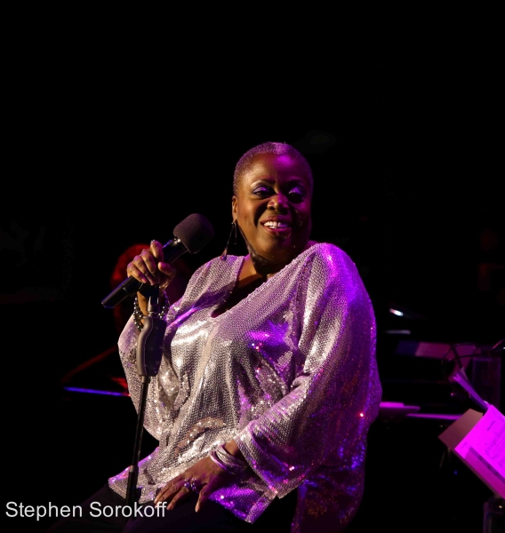 Photo Coverage: Lillias White Brings THE WHITE EFFECT to 54 Below