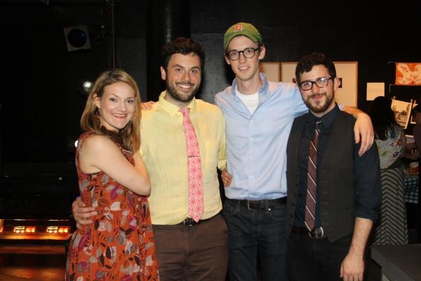 Boo Killebrew, Geoffrey Decas O''Donnell, TJ Witham and Jordan Seavey Photo