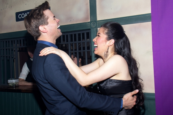 Andrew Rannells, Ruthie Ann Miles