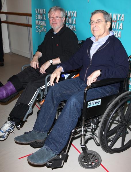 Christopher Durang & Nicholas Martin