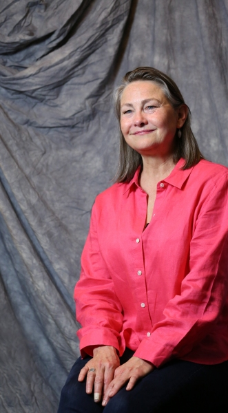 In the Spotlight Series: In the Tonys Photo Booth with Nominee Cherry Jones
