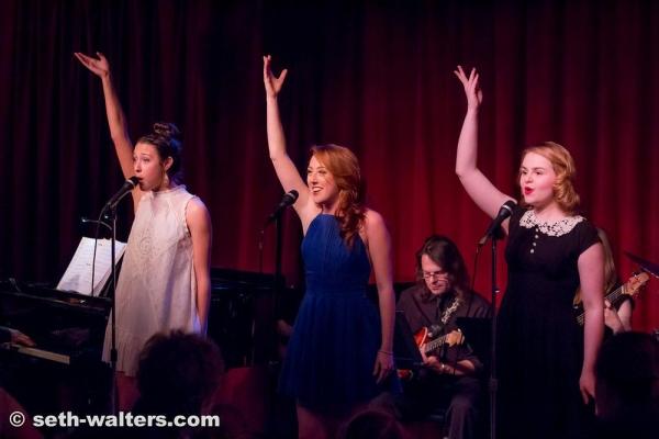 Bethany Tesarck, Liz Byrne, Ruby Rakos