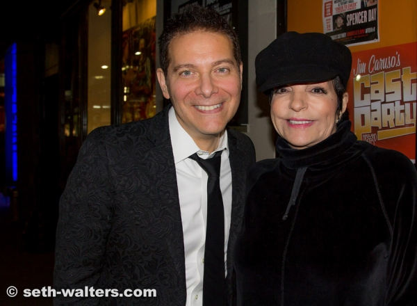 Michael Feinstein, Liza Minnelli Photo