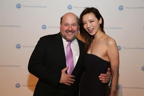 Photo Flash: Alice Ripley, Marc Kudisch & More Honor Frank Wildhorn at Marymount Manhattan Gala