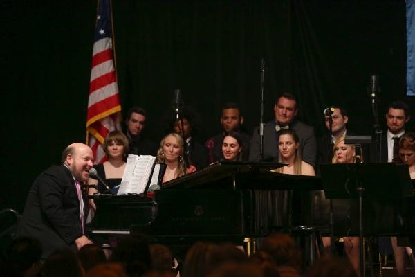 Frank Wildhorn & Performers