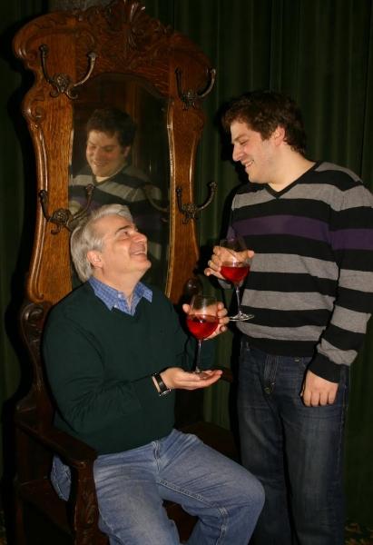 Barry Hatrick and Jim Buffone