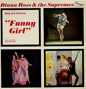 DIANA ROSS & THE SUPREMES SING AND PERFORM FUNNY GIRL Now Available On iTunes