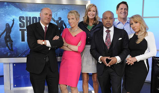 ABC Airs SHARK TANK Special 'Swimming With the Sharks' Tonight!