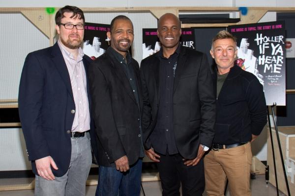 Todd Kreidler, Daryl Waters, Kenny Leon, Wayne Cilento